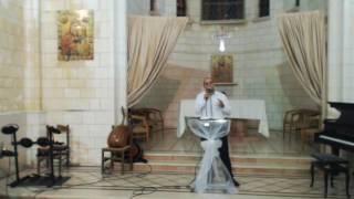 عظة .(. عند البوق الاخير  .). للقس / رومانى صلاح عبدالله .