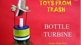 BOTTLE TURBINE | Indonesian | Turbin Bottle