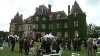 Dans l'Allier, la famille princière des Bourbons réunie