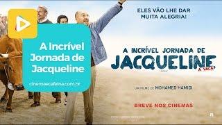 A Incrível Jornada de Jacqueline   Trailer #1 - legendado