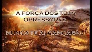Jeová é o teu cavaleiro - Com legenda