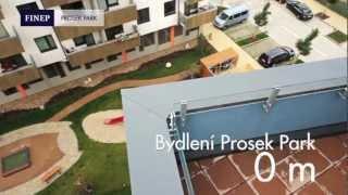 Finep Prosek Park - nové bydlení na Praze 9