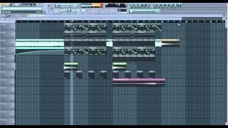 Blasterjaxx & Justin Prime - Push Play FL Studio Remake