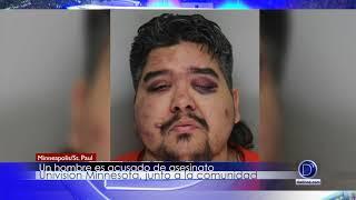 Un hombre es acusado de asesinato