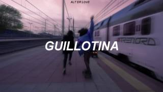 jon bellion ft. travis mendes - guillotine ; español