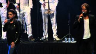 André Jr & Roxeanne Hazes - Zeg Maar Niets Meer