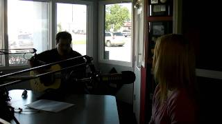 Rachel Holder Performs on the Live Afternoon Drive