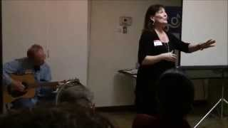 Over the Rainbow tribute to Sandy Huyett featuring Donna Marie Covert