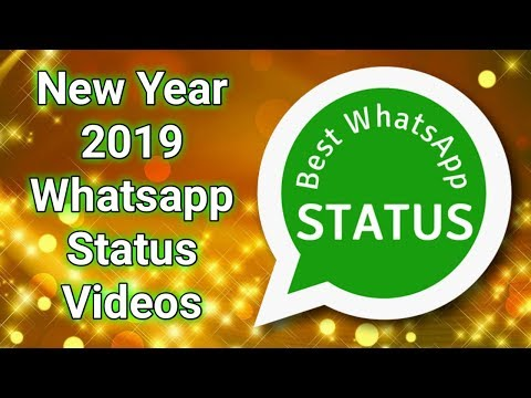 Download thumbnail for Happy New Year 2019 Whatsapp Status Videos