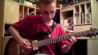 Avenged Sevenfold - Accurate Afterlife Solo Guitar Cover