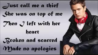 Ansel Elgort - Thief (Lyrics video)