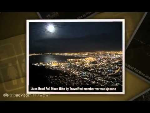 """Full moon hike up Lion's Head"" Vermaakjeanne's photos around Cape Town, South Africa (slideshow)"