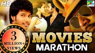 Sundeep Kishan (HD) New Hindi Dubbed Movies 2019 | Movies Marathon | Mass Masala, Kasam Khayi Hai