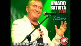 Feiticeira - Amado Batista (Música Nova - 2014)