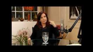 CFK - #ENLAVIDAHAYQUEELEGIR