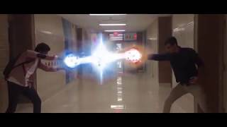 Superhero Trailer (Class project) - Green screen effects | Action |