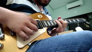 You Could Be Mine Intro Solo Cover Guns'n Roses