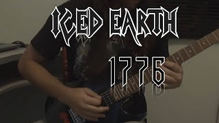 Iced Earth - 1776 (Instrumental cover) HD
