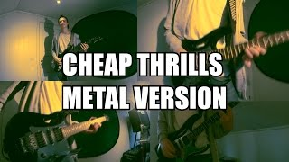 Sia - Cheap Thrills Metal Version