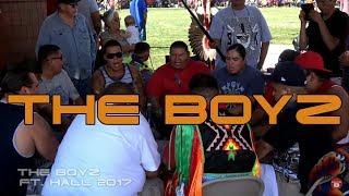 The Boyz  @ Ft. Hall Shoshone-Bannock Festival Pow-Wow 2017