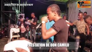 PRESTATION DE DON CAMILO   AU CONCERT LIVE DE DJ LEO AU NPA
