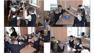 1 А клас, перші уроки, школа №12 Вінниця