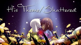 """""""His Theme/Shattered"""" - Undertale 2nd Anniversary [23 People Chorus]"""