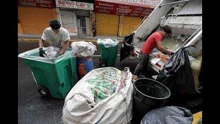 Incumplen con recolección de basura separada