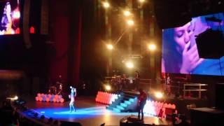 Te bese (María José) tour auditorio nacional