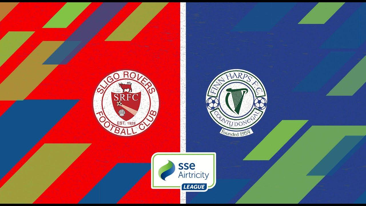 Premier Division Highlights – Sligo Rovers v Finn Harps