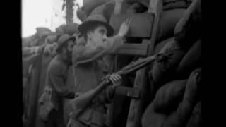 Чарли Чаплин на войне