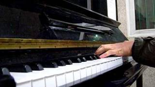 Lionel Richie - Say you say me piano solo by Parkthoven