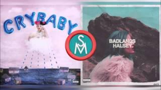 Melanie Martinez vs Halsey - New Americookies (Mashup)