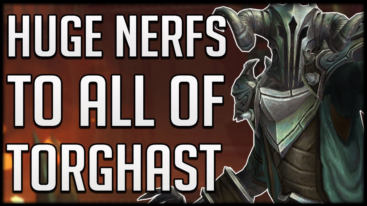 SignsOfKelani - HUGE NERFS TO TORGHAST COMING! The Soul Ash Grind Just Got Much Easier | WoW Shadowlands