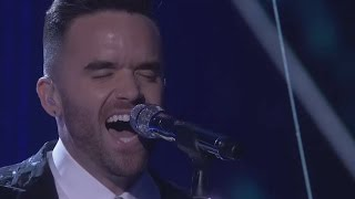 "Brian Justin Crum: AMAZING VOCALS with Phil Collins hit song ""IN THE AIR TONIGHT"""