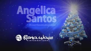 Rena Ware - Saludo Navideño - Angélica Santos