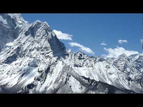 The view from Nangkartshang Peak (5050m, more or less), Khumbu, Nepal