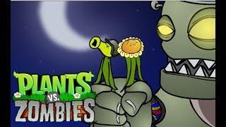 La aventura de Plantas vs Zombies 33