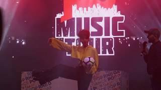 TAL MONDIAL AU NRJ MUSIC TOUR COMPIEGNE