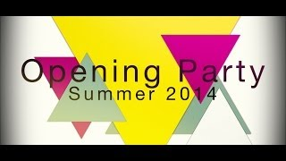 Opening Party Summer 2014 Pacha La Pineda