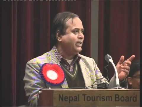 Mushaira In Nepal  By Quamar Champarni 2