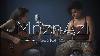 Desafinado (cover) por Laura Plata y Catalina Cardona | Manzana Azul