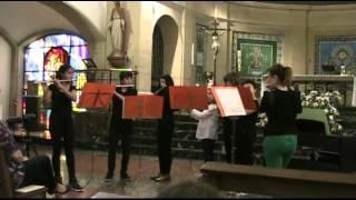 Gabriel's Oboe flauta MUSIKAESKOLA DERIO