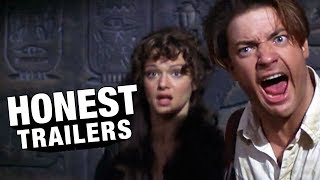Honest Trailers | The Mummy (1999)
