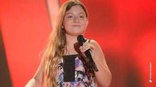 Chloe Sings River Deep Mountain High | The Voice Kids Australia 2014