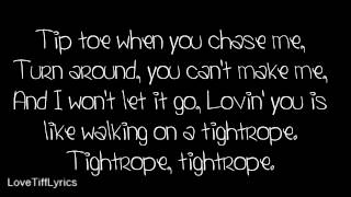 Tiffany Alvord - Tightrope Lyrics