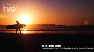 The Lion King - Can You Feel The Love (Mau Kilauea's Tropical Remix)