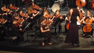 La Rejouissance. G. F. Handel - Orquesta de Cuerda 1 ciclo Profesional Conservatorio Majadahonda