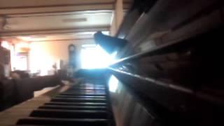 이누야샤 3기 오프닝 - 피아노