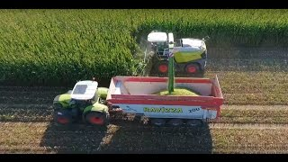 NEW CLAAS JAGUAR 970  MODEL 2017 / 2018 -  CHOPPING CORN 2016